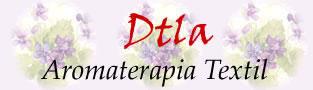 DTLA Aromaterapia Textil logo